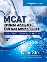 MCAT Critical Analysis and Reasoning Skills by Bryan Schnedeker