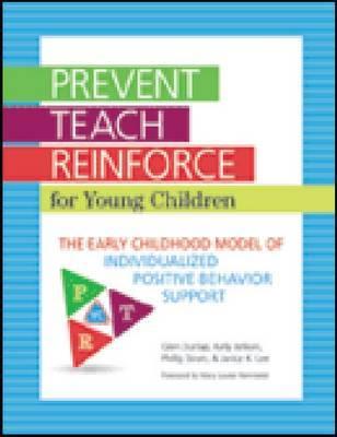 Prevent-Teach-Reinforce for Young Children by Glen Dunlap image