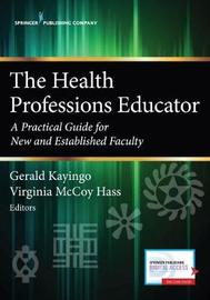 The Health Professions Educator image