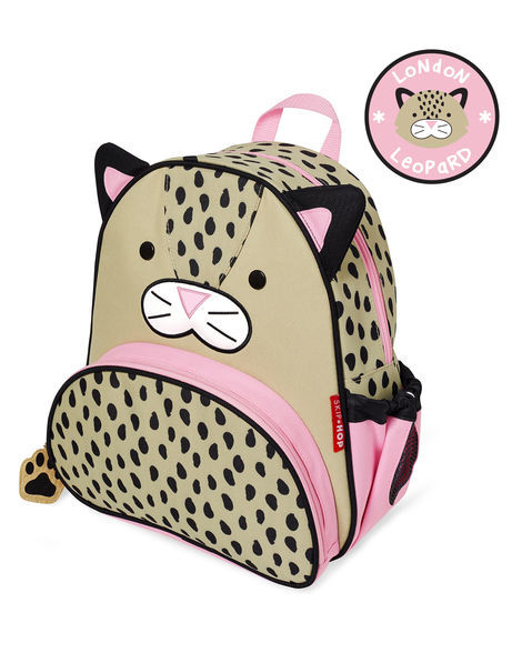 Skip Hop: Zoo Backpack - Leopard image