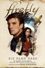 Firefly - Big Damn Hero by Nancy Holder