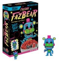 FunkO's: Breakfast Cereal - Blacklight Freddy