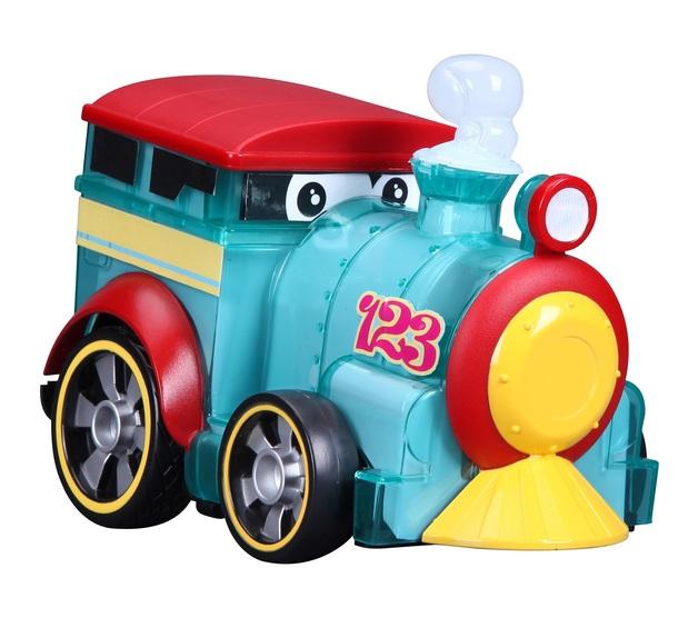 BB Junior: Push & Glow - Train
