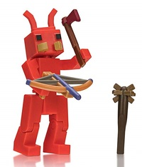 Roblox: Core Figure Pack - Fire Ant
