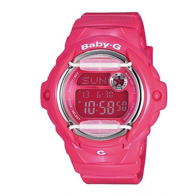 Casio Baby-G Watch BG169R-4B - Hot Pink