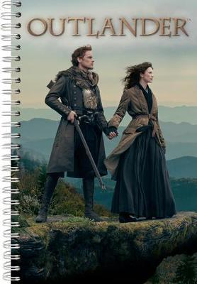 2021 Outlander 17-Month Weekly Planner by Starz