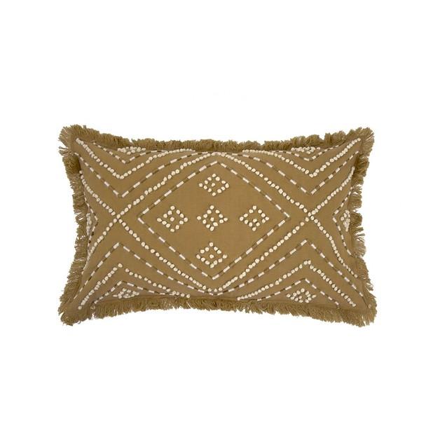 Bambury: Durack Cushion - Sienna