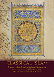 Classical Islam: A Sourcebook of Religious Literature image