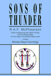 Sons of Thunder: Monster-Slayer Final Trilogy by R.A.F. McPhearson image