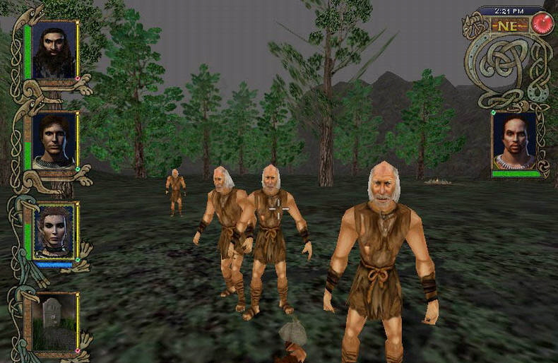 Might and Magic IX for PC image