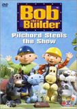 Bob The Builder - Pilchard Steals The Show on DVD