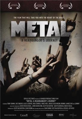 Metal: A Headbanger's Journey on DVD