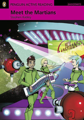 Meet the Martians Book and CD-Rom Pack: Easystarts by Stephen Rabley
