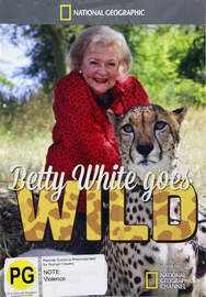 National Geographic: Betty White goes Wild on DVD