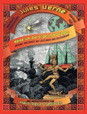 Reise Um Die Erde in 80 Tagen by Jules Verne