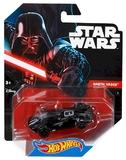 Star Wars Hot Wheels 1:64 Character Car - Darth Vader