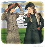 Anne Taintor: Must Be Five O'clock - Mini Tray