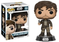 Star Wars: Rogue One - Captain Cassian Andor Pop! Vinyl Figure image