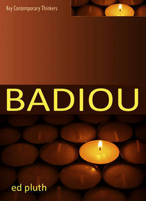 Badiou by Ed Pluth