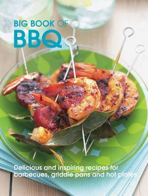 Big Book of BBQ by Pippa Cuthbert