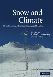 Snow and Climate image