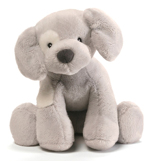 Gund: Spunky Puppy Sound Plush (20cm)