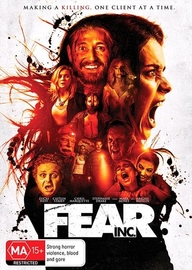 Fear Inc on DVD