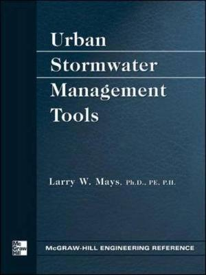 Urban Stormwater Management Tools by LARRY MAYS image