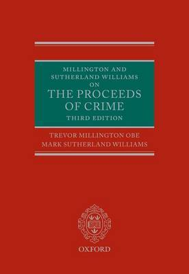 Millington and Sutherland Williams on the Proceeds of Crime by Trevor Millington image