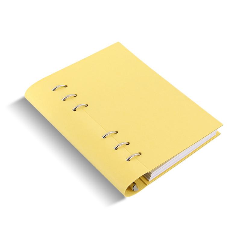 Filofax - Personal Pastels Clipbook - Lemon image