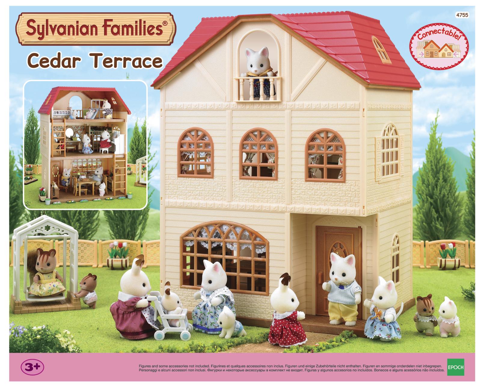 Sylvanian Families: Cedar Terrace image