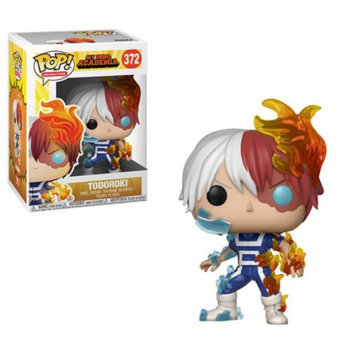 My Hero Academia - Todoroki Pop! Vinyl Figure image