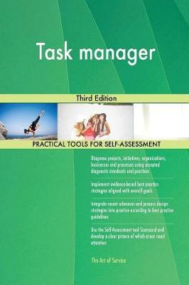 Task Manager Third Edition by Gerardus Blokdyk image