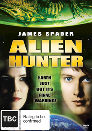 Alien Hunter on DVD