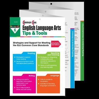 Common Core Ela Tips & Tools Grade 6