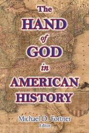 The Hand of God in American History by Wilbur Fisk Tillett