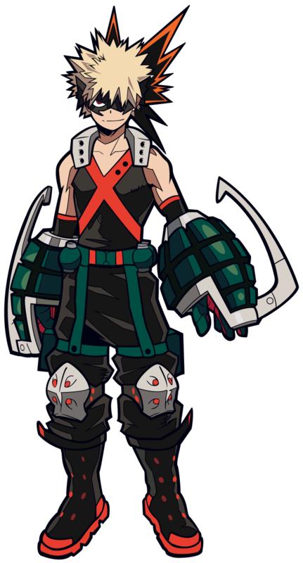 My Hero Academia: Katsuki Bakugo (#164) - Collectors FiGPiN
