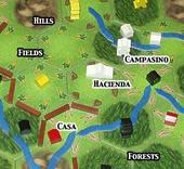 Dos Rios - strategy game image