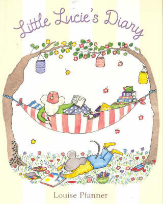 Little Lucie's Diary by Louise Pfanner image