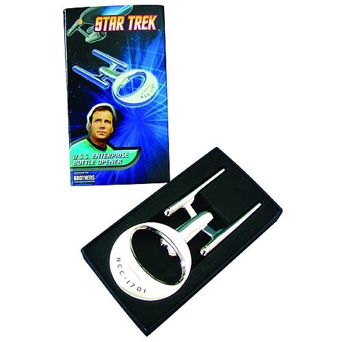 Star Trek Enterprise Bottle Opener image