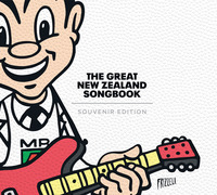 The Great New Zealand Songbook: Souvenir Edition (4CD) by Various image