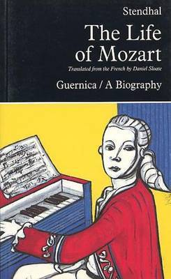 The Life of Mozart by Henri Beyle Stendhal