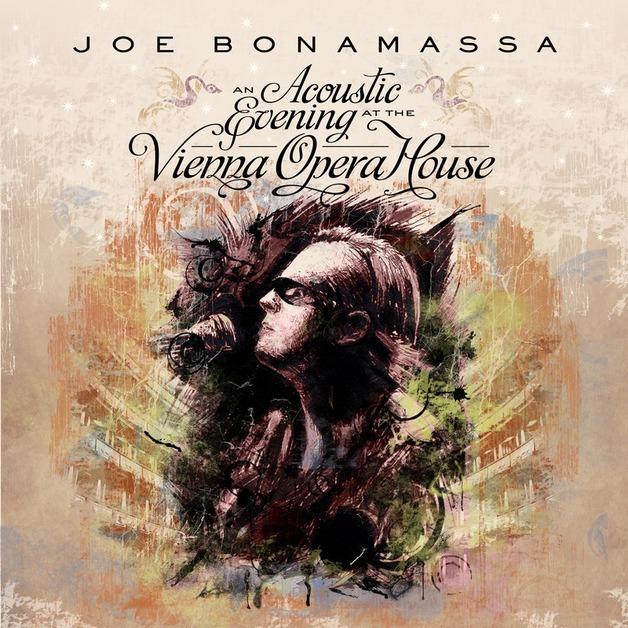 An Acoustic Evening at the Vienna Opera House (2CD) by Joe Bonamassa