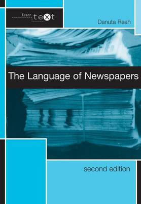 The Language of Newspapers by Danuta Reah image
