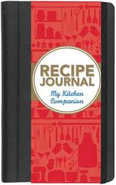 Recipe Journal: My Kitchen Companion