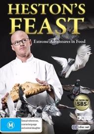 Heston's Feast (2 Disc Set) DVD