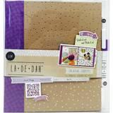 La De Dah: Ooh La La - Journal and Glue Pen