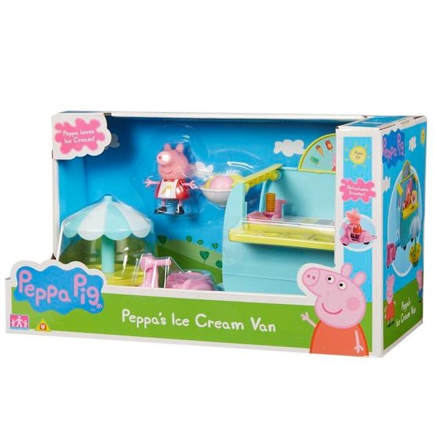 Peppa Pig: Ice Cream Van