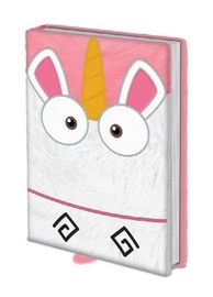 Despicable Me: A5 Premium Notebook - It's So Fluffy