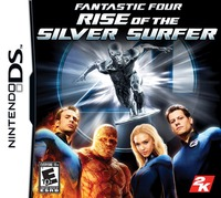 Fantastic 4: Rise of the Silver Surfer for Nintendo DS image